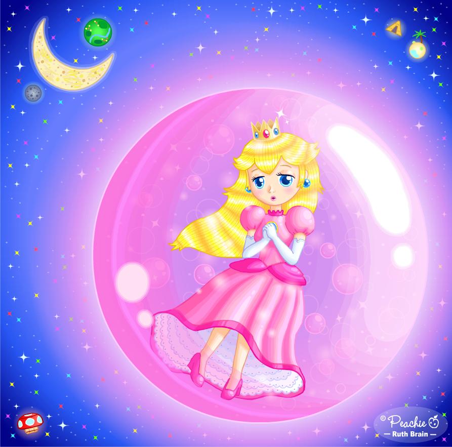 Protected Princess by Princess-Peachie