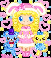 Cutie Steffne by Princess-Peachie