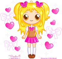 Cutie Kiki by Princess-Peachie