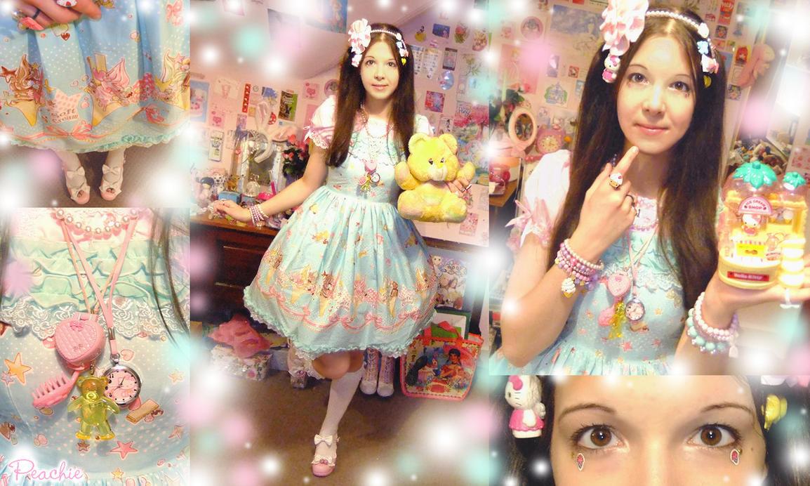 Ice Cream Magic Lolita by Princess-Peachie