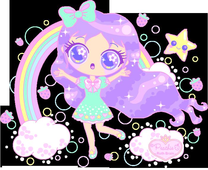 Starlight Rainbow Dream by Princess-Peachie
