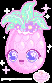 + Pinky Pineapple +