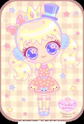 Steffne Cutie-Pie by Princess-Peachie