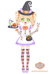 Maid Mallow's Halloween