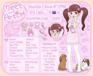 Meet the Artist - Peachie