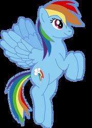Rainbow Dash My style 3 by MonsieurZemuya