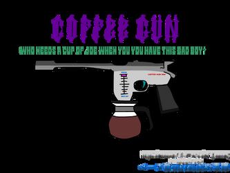 Coffee Gun M88 by MonsieurZemuya