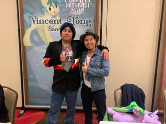 Vincent Tong and I by MonsieurZemuya