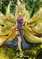 Yakumo Ran by oninest