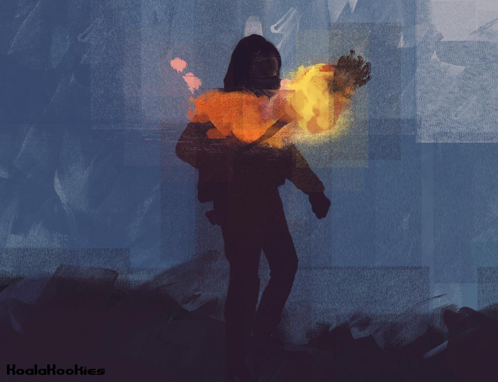 Torch. by KoalaKookies