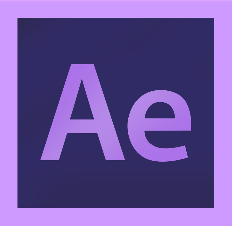 after effects cs6 logo icon 5824x5824 by fvrknarts on