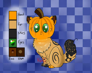Pumpkin Kitten Adoptable -OPEN-