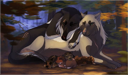 Little Heirs by Tazihound
