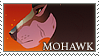 Mohawk Stamp by Tazihound