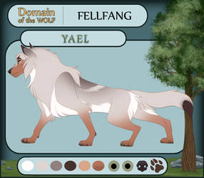 Dotw: Yael | Hunter | Fellfang