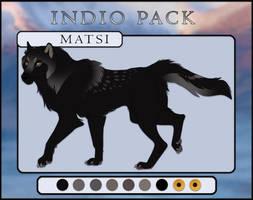 Indio: Matsi by Tazihound
