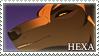 Hexa Stamp by Tazihound