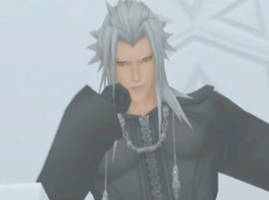 358 2 Days Xemnas by Saelixx