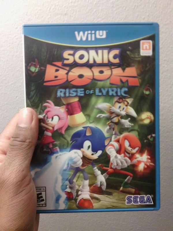 Sonic Boom by DJ-GreenLight