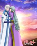 Akatsuki no Yona: Kija and Ishani