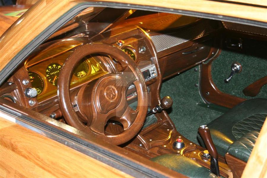 wood car interior shot by casparphotography on deviantart. Black Bedroom Furniture Sets. Home Design Ideas