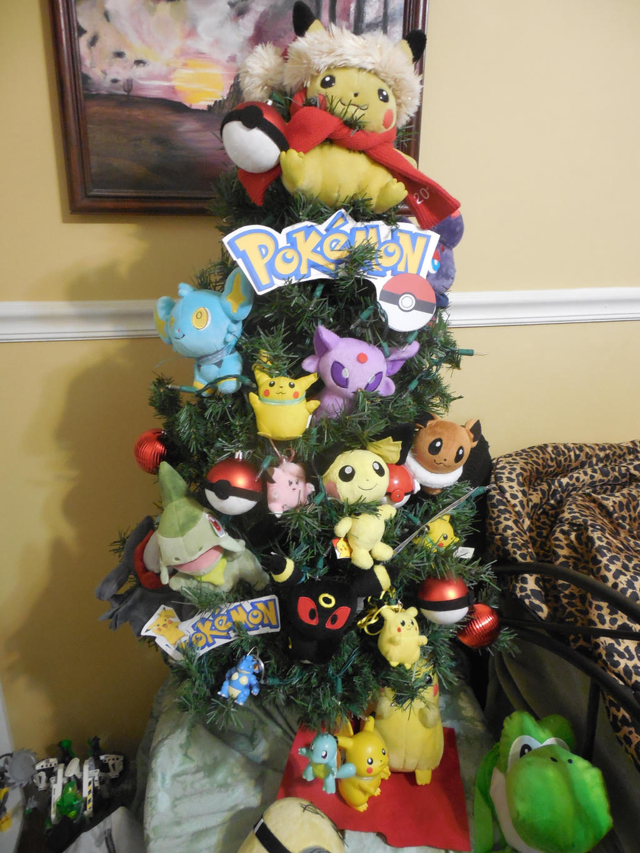 Pokemon Christmas Tree v2 by ToaDJacara on DeviantArt
