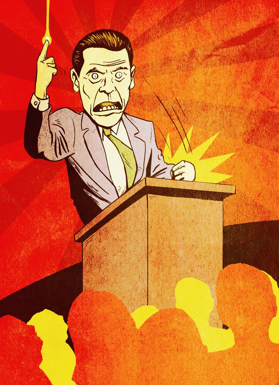 Politics blow... by Devinator200