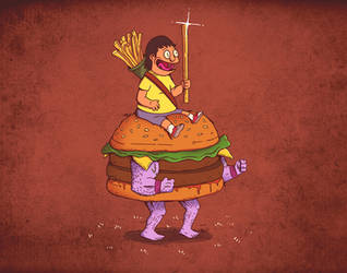 Gene Burger by Devinator200
