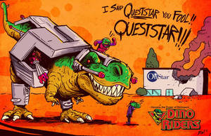 Dino Riders by Devinator200