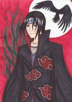 Naruto - Itachi by Celia-D