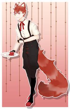 Oliver- red velvet