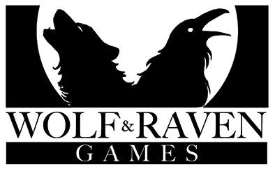 Wolf & Raven Games Logo
