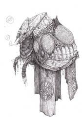 Wizard by zhirfrox