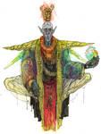 Mage of House Telvanni