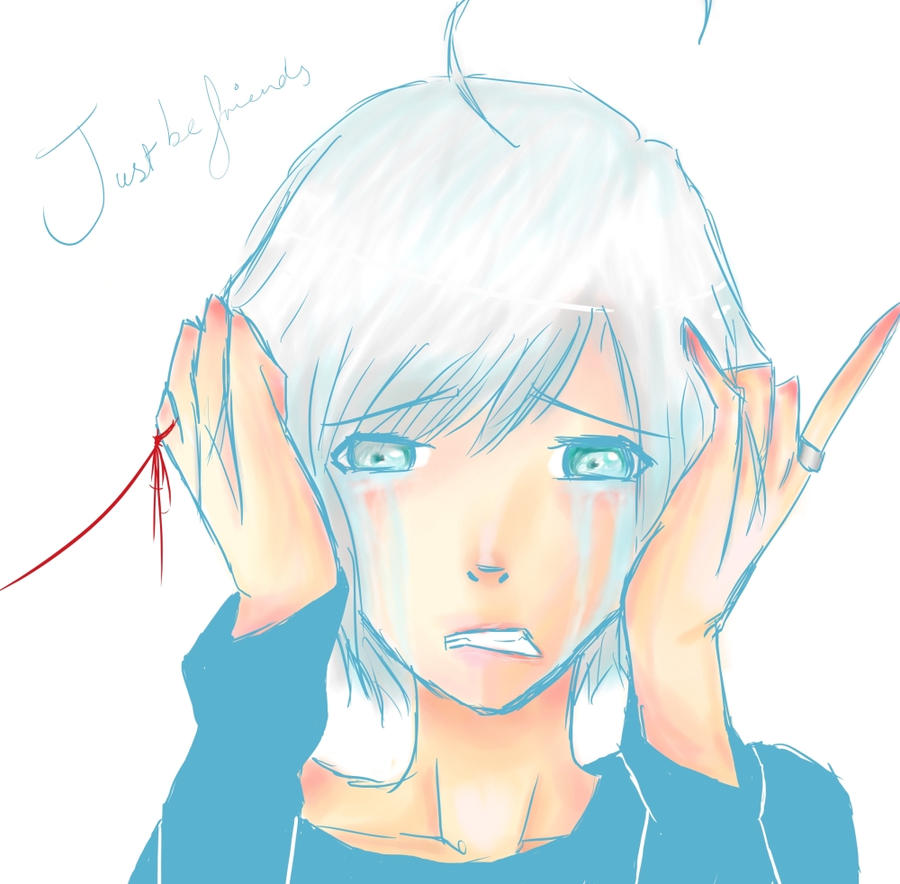 Just be Friends Piko by Mishii-C