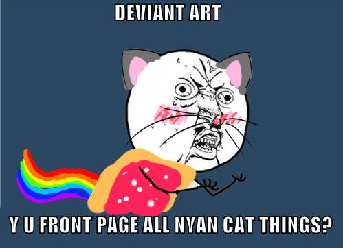 DEVIANT Y U by Mishii-C