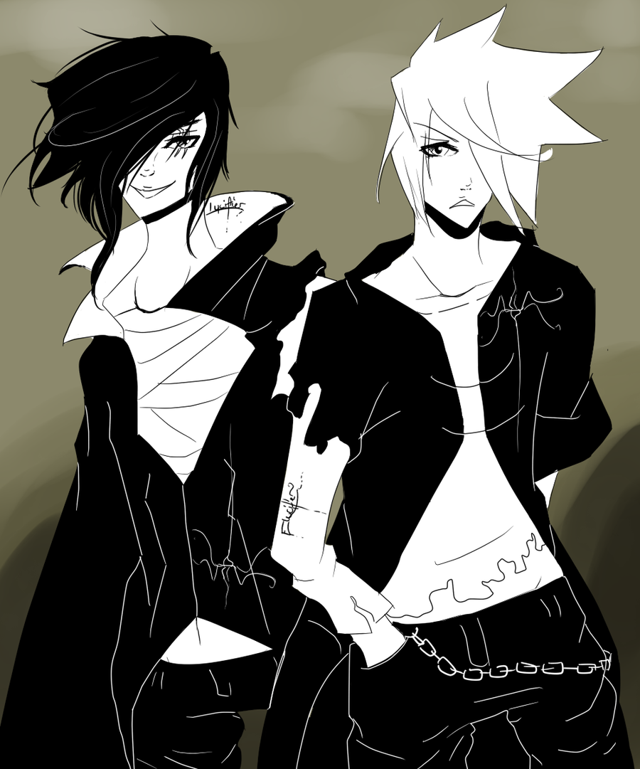 Secret Police by Mishii-C