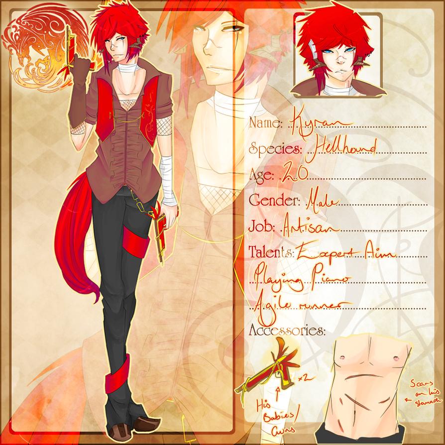 Kyran Voleros Saga Update by Mishii-C