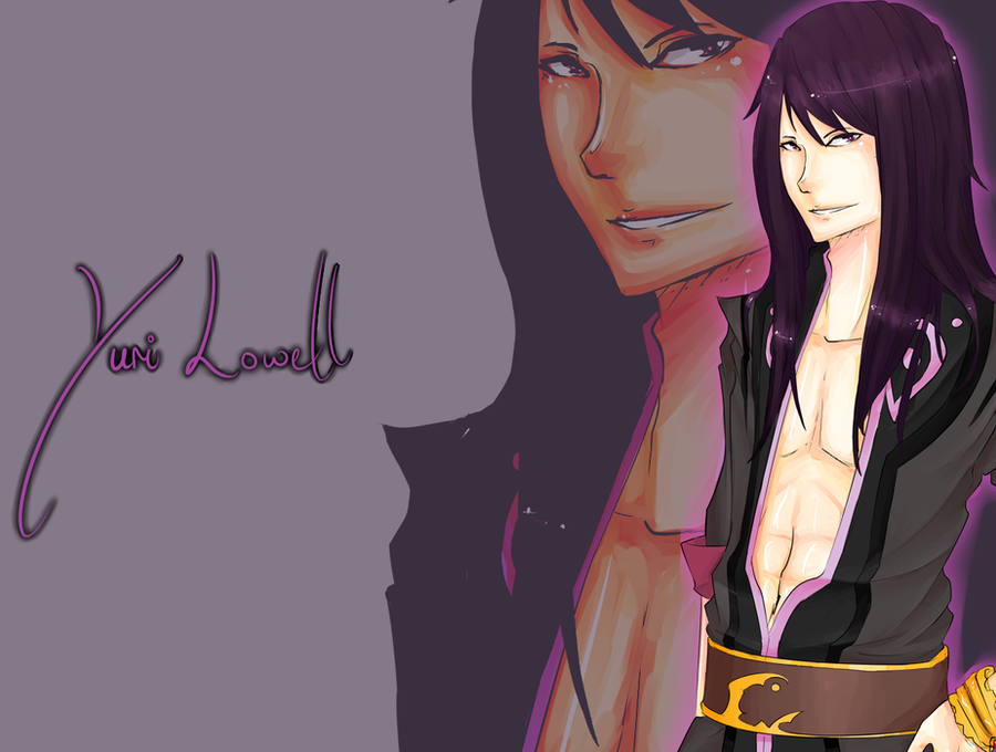 Yuri Lowell Backround by Mishii-C