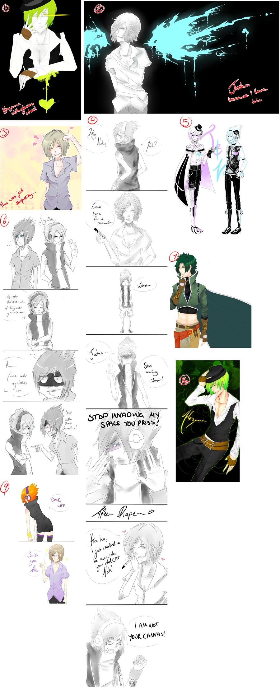Sketchdumpapoo by Mishii-C