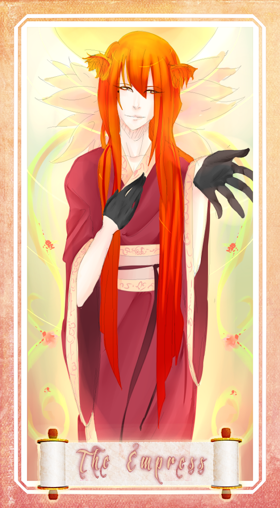 Tsai The Empress ||CDR|| by Mishii-C