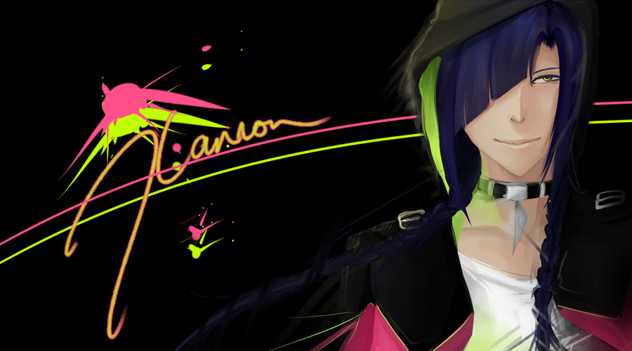 Xannon ||CB|| by Mishii-C