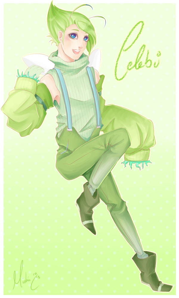 CELE  bI by Mishii-C