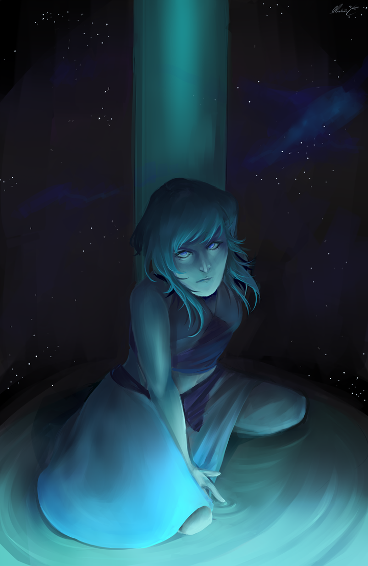 Lapis Lazuli by Mishii-C