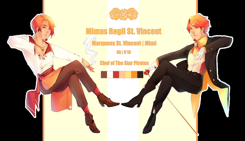 Mimi || OC by Mishii-C