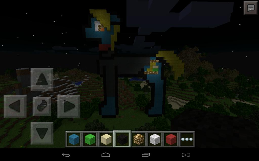 Minecraft The Master by KimandAbbysaccount