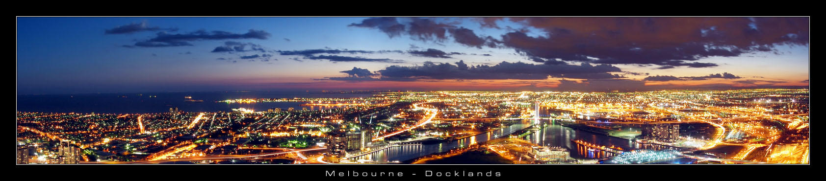 Melbourne - Docklands