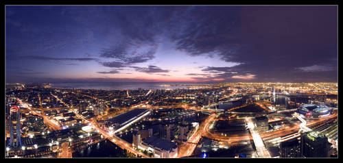 Melbourne - Docklands 4 by syncore