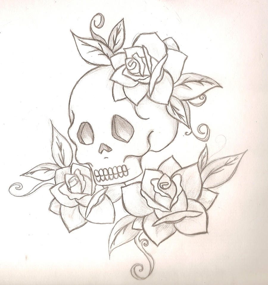 Tattoo drawing by hartlessdarkalice on deviantart for Tattoo designs to draw