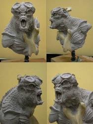 Pegaso Demon Bust 8 by m5m5c5
